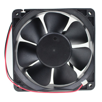 2 vnt Gdstime 2 Viela 2 Pin Jungties 120x38mm 12V DC Brushless Aušinimo Ventiliatorius 120mm 12038 Silent PC Fan 120mm x 38mm