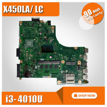 For ASUS X450LA motherboard X450LA X450LC Mainboard X450LC REV2.3 with Processor I3-4010U tested