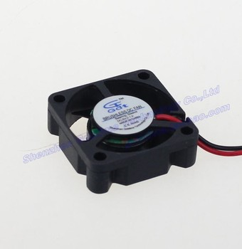 New Original FONSONIN DC 12V 5V 3cm 30*30*10MM 2 Lines Mute cooling fan