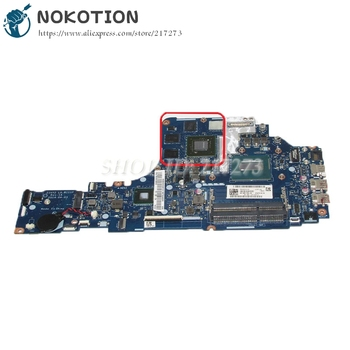 NOKOTION Main Board For Lenovo ideapad Y70-70 Laptop Motherboard 17.3 inch ZIVY2 LA-B111P i7-4710HQ CPU GTX860M 4GB GDDR5
